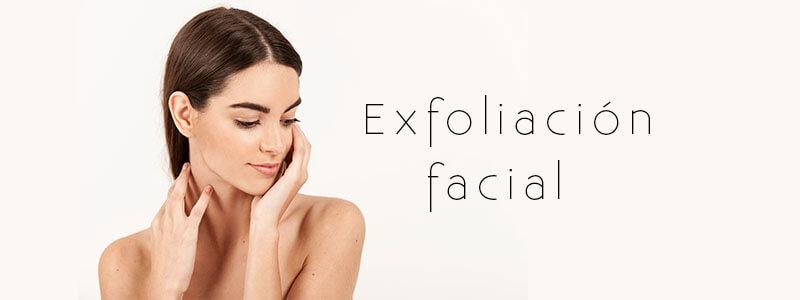 Exfoliación facial. Cómo, cuándo y por qué